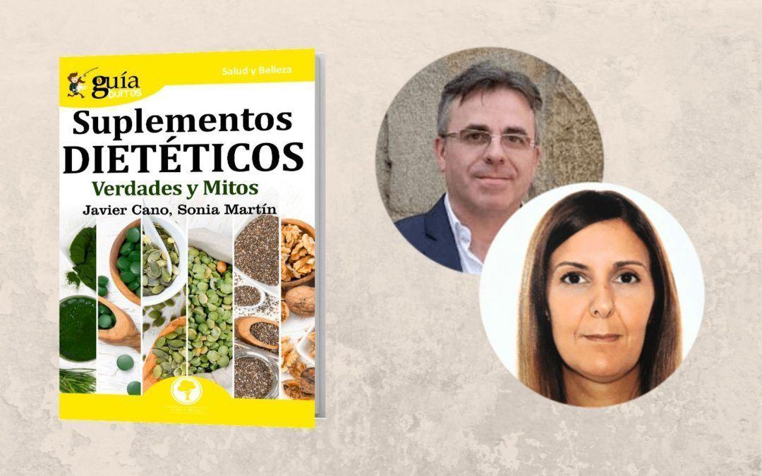 La editorial Editatum lanza el «GuíaBurros: Suplementos dietéticos»